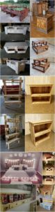 Amazing Ideas for Recycling Old Wood Pallets