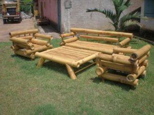 Bamboo Garden Furniture
