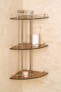 Corner Shelf Idea