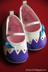 Festive Baby Shoes