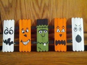 Ice Cream Stick Carfts for Kids