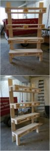 Recycled Pallet Project