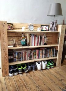 Shipping Wood Pallet Project