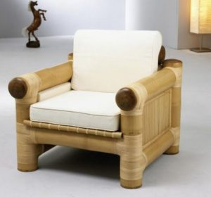 Unique Bamboo Chair