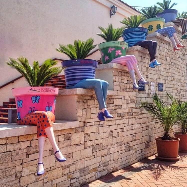 Amazing Cute Garden Art