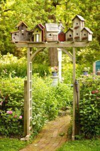Arbor Birdhouse