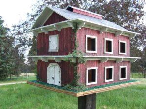 Cute Garden Birdhouse