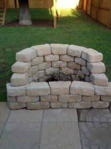 Garden Fire Pit Ideas