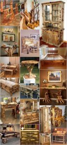 Innovative Rustic Furniture & Decorating Ideas You'll Love