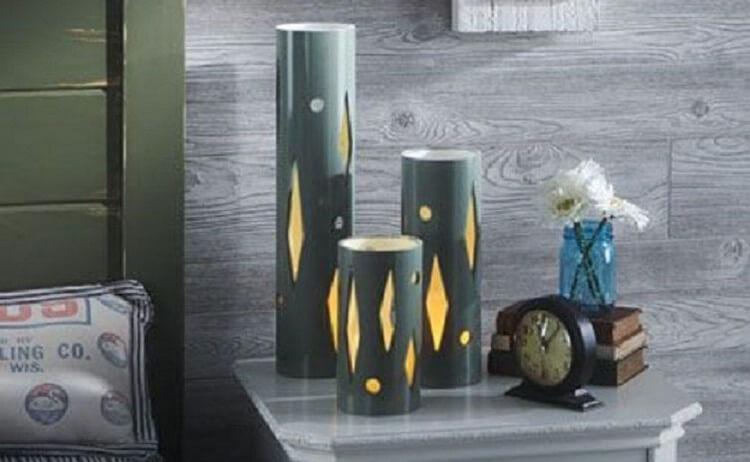 PVC Table Lamp