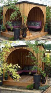Pallet Garden Idea