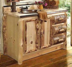 Rustic Basin or Sink