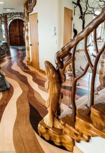 Rustic Home Decor Furniture Idea