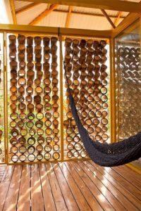 Bamboo Patio Decor