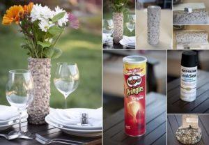 DIY Recycling Pringle Can Tutorial
