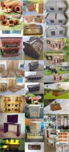 Fantastic DIY Pallet Projects to Tryout This Year
