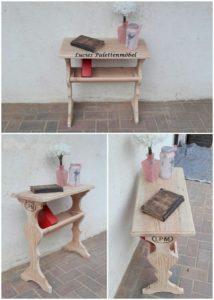 Little Wood Pallet Table