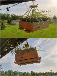 Pallet Creation for Garden