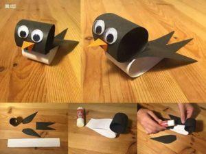 Paper Craft Plans