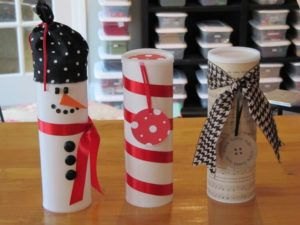 Pringle Tubes Juice Containers