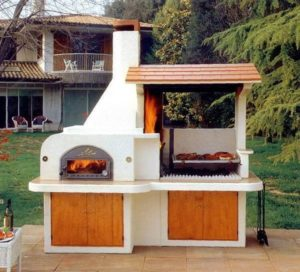Amazing Outdoor Patio Barbecue Grill Ideas
