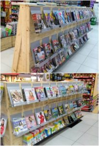 Pallet Creation at Shop