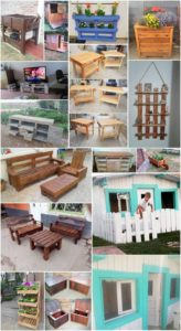 Unique Wood Pallet Ideas That Are Easy to Make