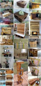 Clever Ways to Reuse Old Shipping Wood Pallets