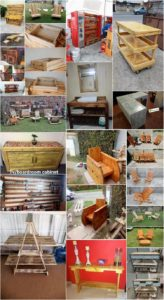 Creative Ways To Repurpose Old Wood Pallets In Your Home