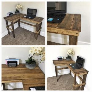 Pallet Office or Study Table