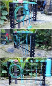 Pallet Outdoor Creation