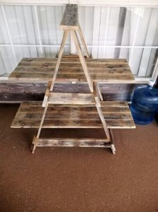 Recycled Pallet Creation