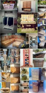 Awesome Wooden Pallet Crafts That You Can Easily Follow