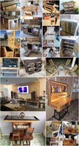 Creative and Easy Used Wood Pallet Projects and Ideas