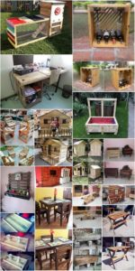 Excellent Ways to Upcycle Used Shipping Pallets