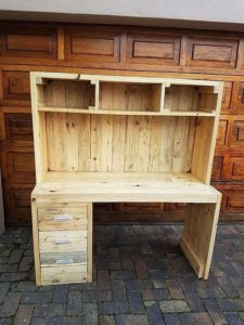 Easy to Make Wood Pallet Amazing Furniture Ideas