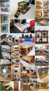 Clever Ways to Upcycle Used Wood Pallets