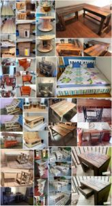 Innovative Ways of How to Reuse Shipping Wood Pallets