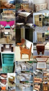 Latest and Creative Ideas of Wood Pallet Creations