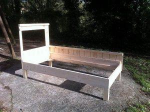 DIY Wood Pallet Bunk Bed for Kids