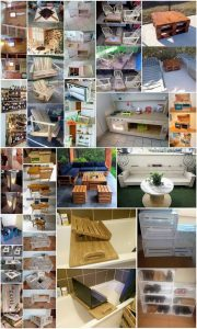 Inexpensive DIY Shipping Wood Pallet Recycling Projects