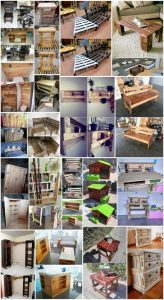 Cheap Ways to Repurpose Used Pallets