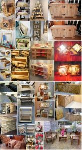 Creative Ideas for Pallets Wood Recycling