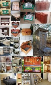 Perfect Ideas to Repurpose Wasted Shipping Pallets