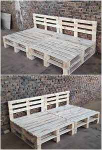 Pallet Couch or Daybed