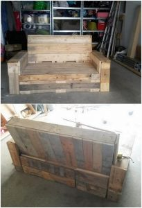 Fabulous and Amazing Wood Pallet Projects