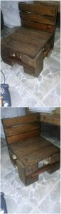 Pallet Seat for Kids