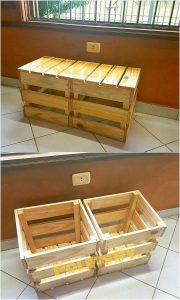 Pallet and Crate Table
