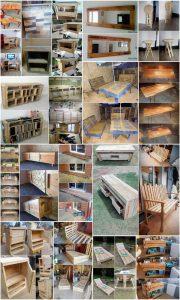 Sensational Wood Pallets Reusing Ideas