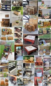 35+ Splendid Ideas and Best Wood Pallet Ideas and Projects